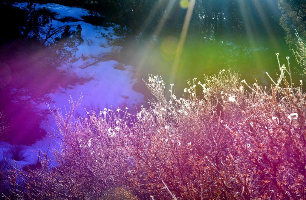 RainbowFlare
